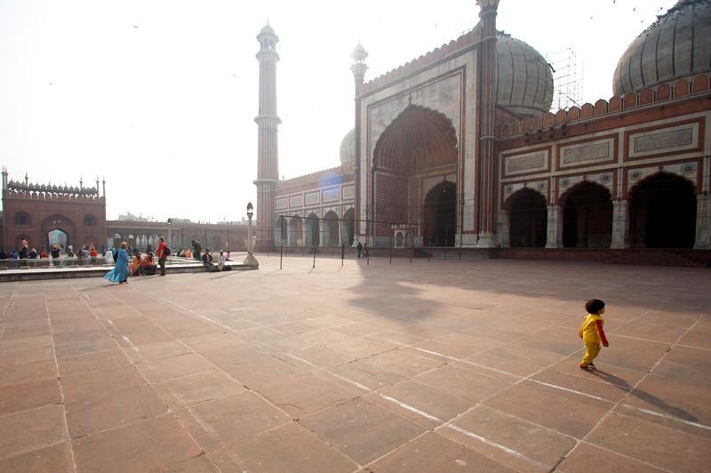 Jama Mosque - Delhi