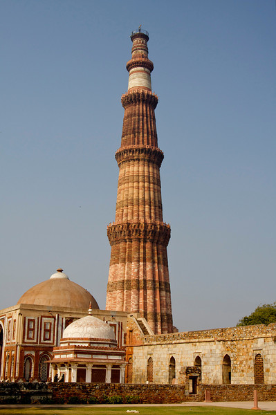 Qutb Minar and complex, Delhi