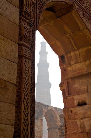 Archway - Qutb Minar complex, Delhi