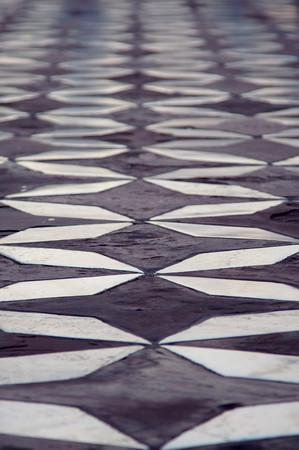 Floor tiles - Taj Mahal