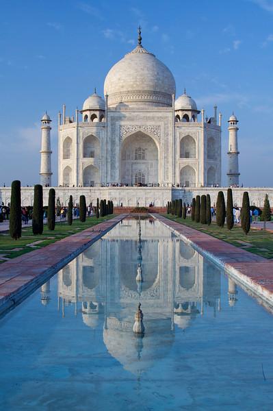 Taj Mahal – Agra, India