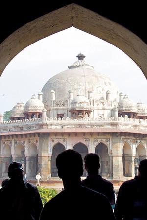 Humayun's Tomb complex, Delhi