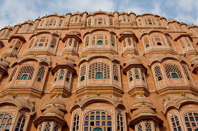 """Hawa Mahal (""""Palace of the Winds"""") - Jaipur"""