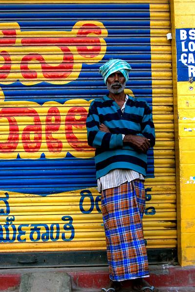 Kushalnagar, India