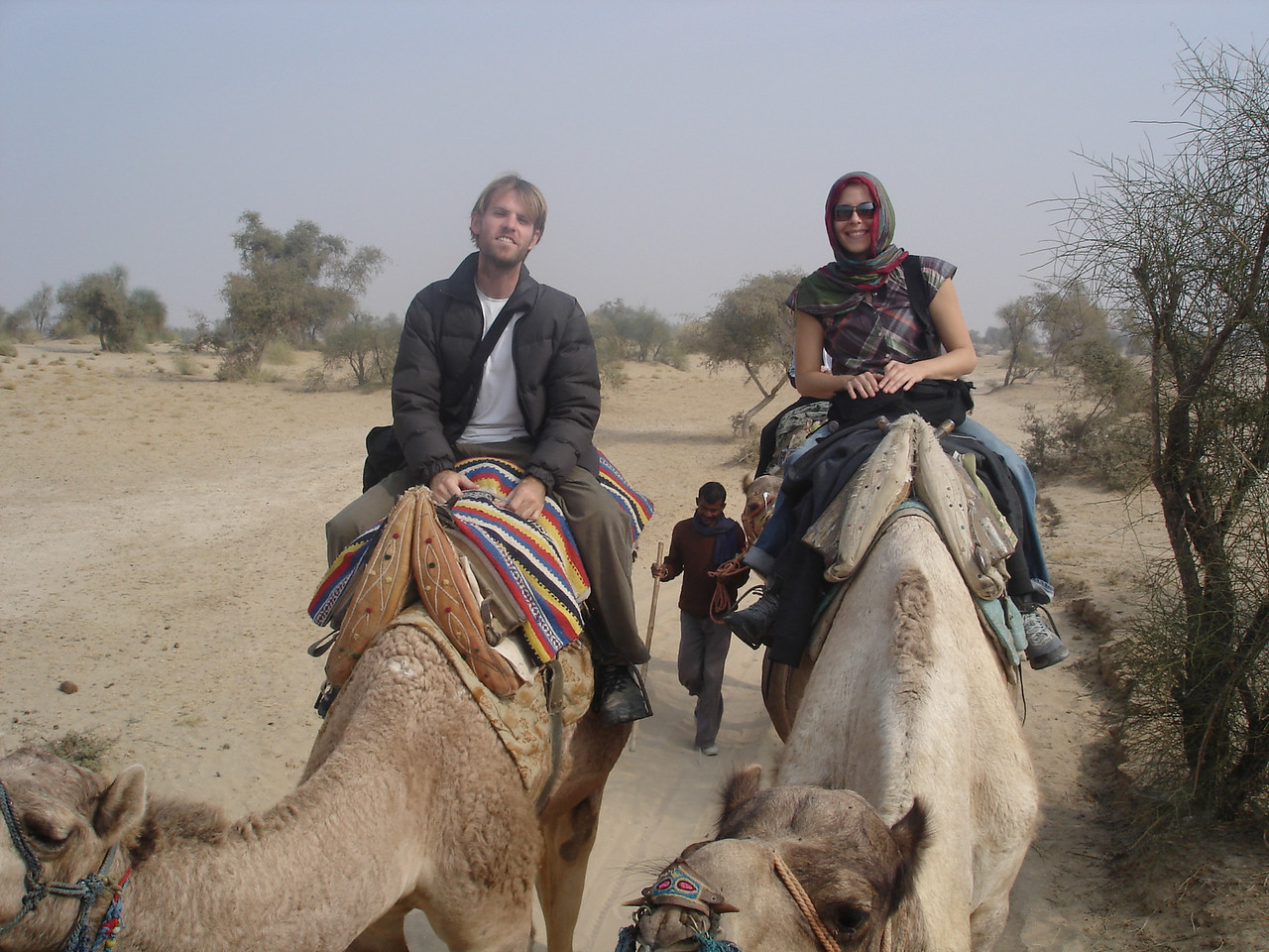 Thar desert.  