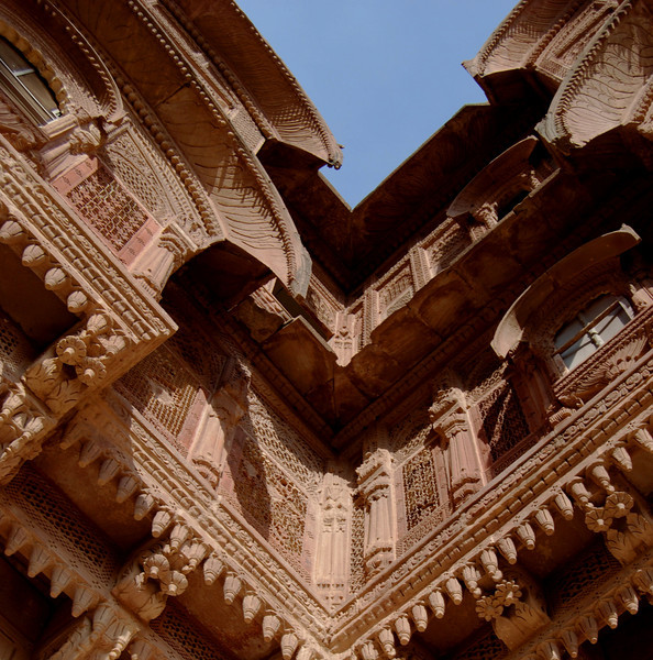 Mehrangarh Fort (Jodhpur)