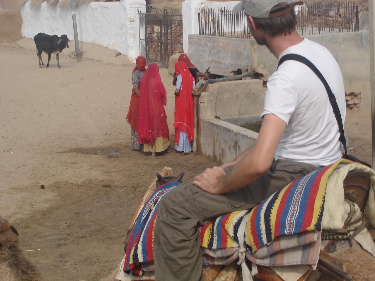 near Pakistan border  photo by Wendy Kubiak