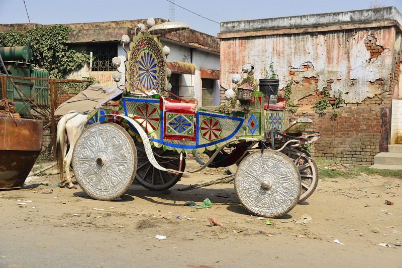 Wedding chariot