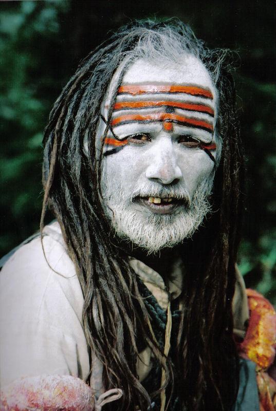 Shiva devotee