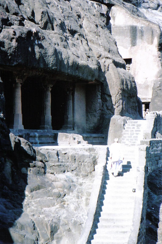 Ajanta Caves, Maharashtra