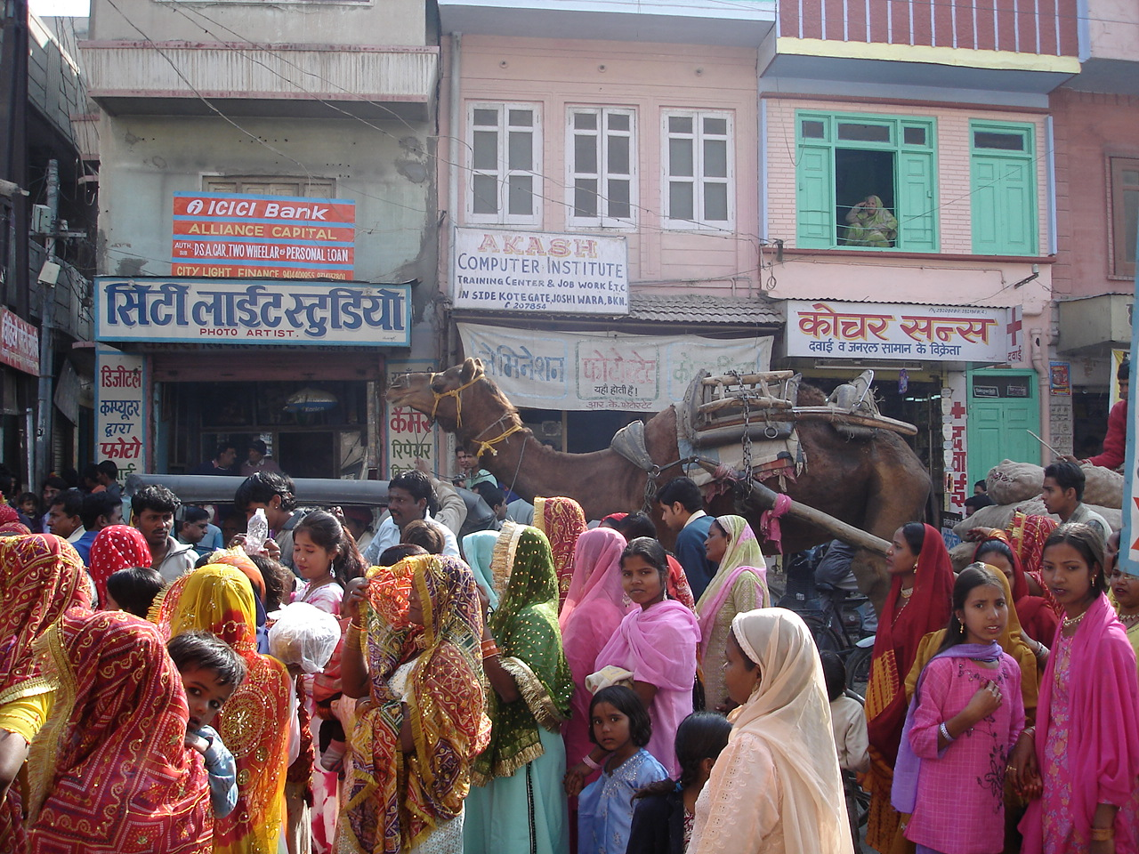 Bikaner, Rajasthan  photo by Wendy Kubiak