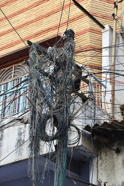 EDF should be proud of their wiring - compared to this