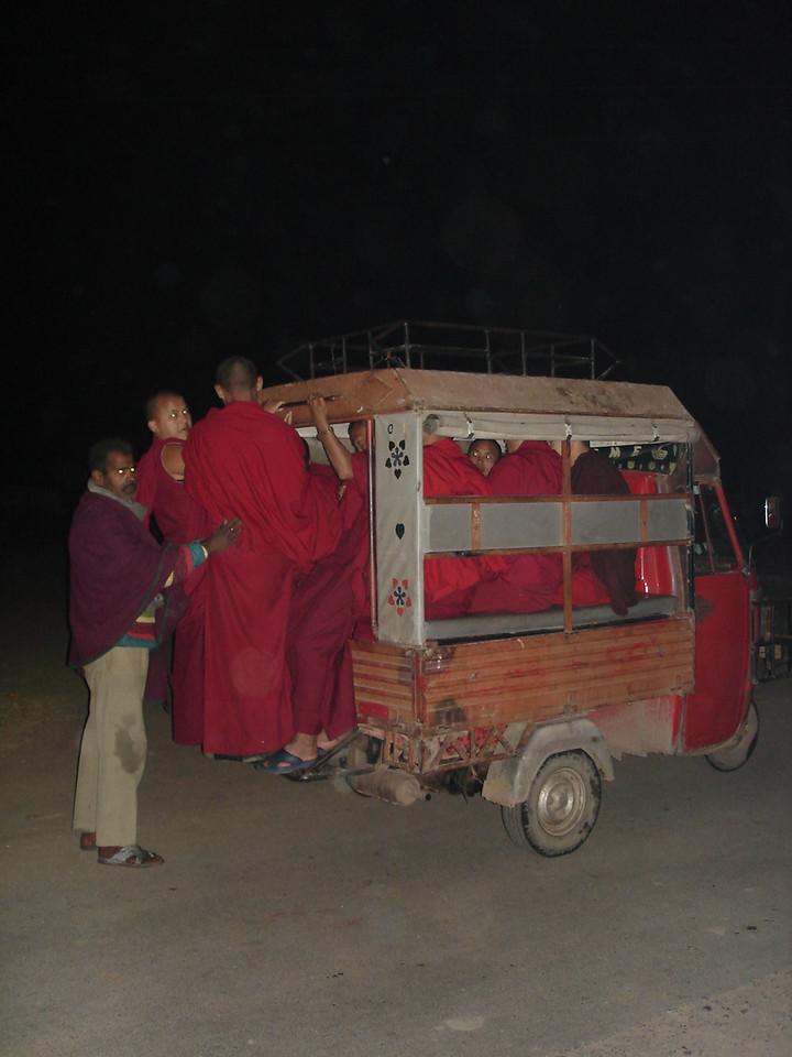 Bodhgaya, Bihar  photo by Wendy Kubiak