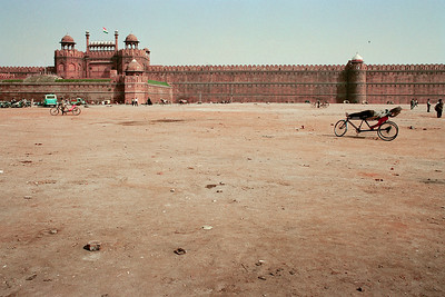 Red Fort, Dehli