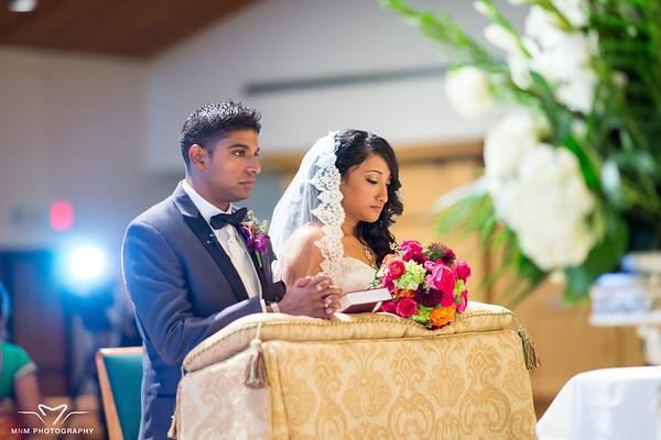 Wedding Church Ceremony