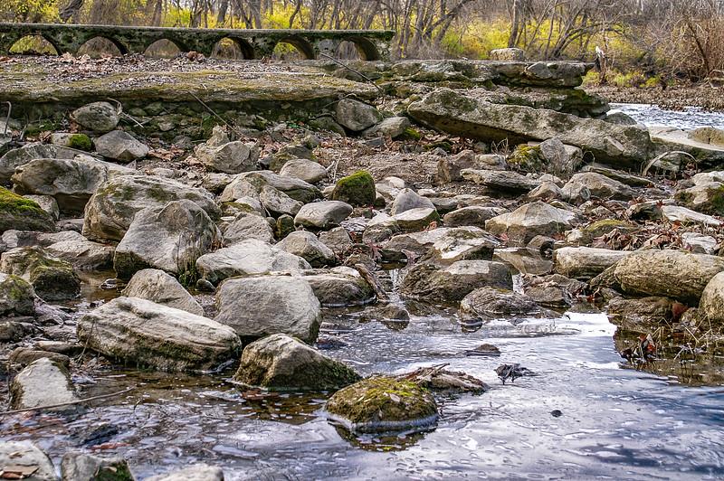Furnas Mill -  Atterbury State Fish and Wildlife Area