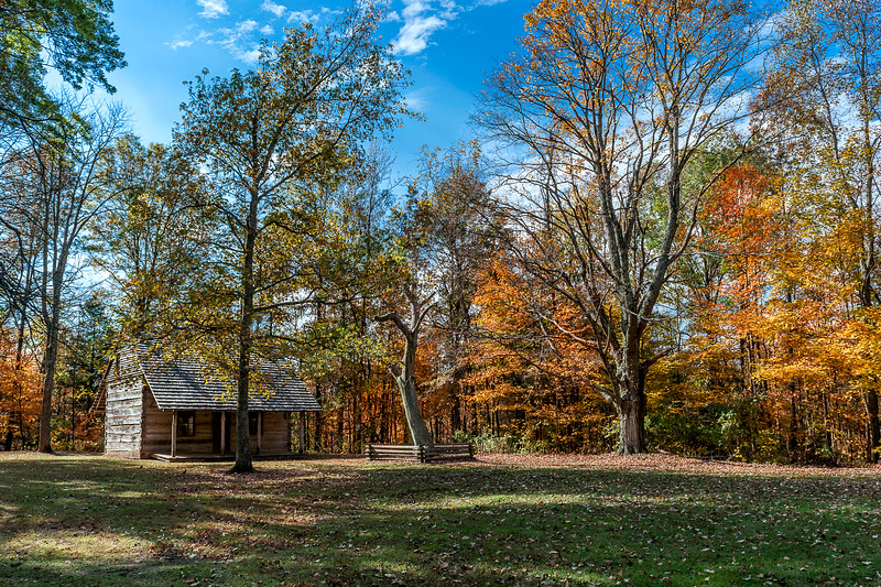 Meyers Cabin - Muscatatuck National Wildlife Refuge