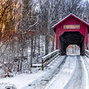 Bean Blossom Covered Bridge - Bean Blossom, Indiana