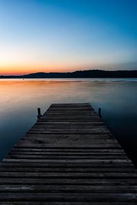 Lake Lemon  Pier