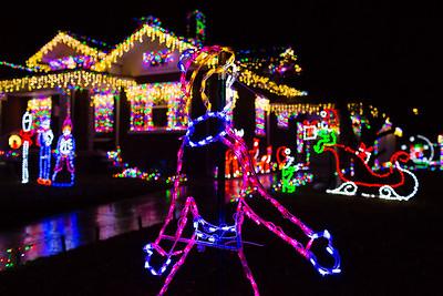 Evansville Christmas Lights