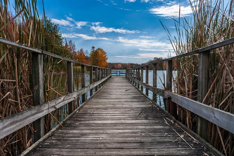 Stanfield Lake - Muscatatuck National Wildlife Refuge