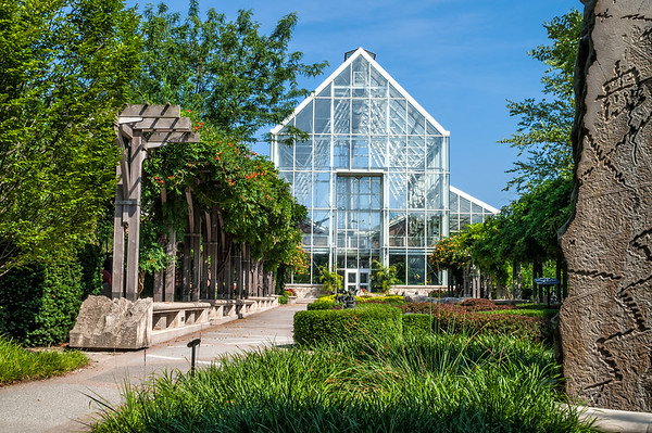 Hilbert Conservatory - White River Gardens