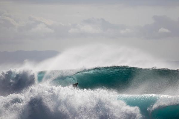Desert point Waves