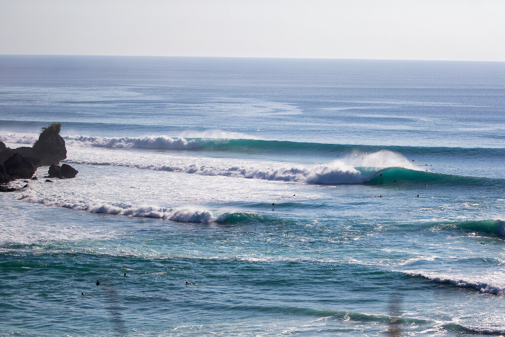 Big Uluz 1st swell