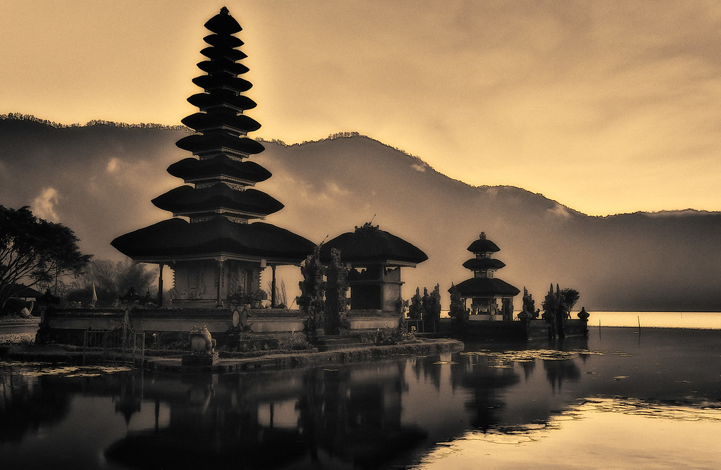 Landscapes of Indonesia