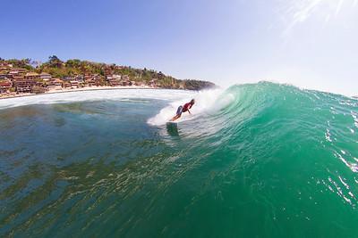 Surfing  at Uluwatu,Bingin,Indonesia  Date: Sep 18, 2014 Time: 02:54.PM Model: Canon EOS 7D Lens: EF8-15mm f/4L FISHEYE USM