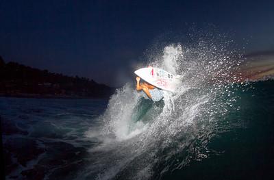 Surfing  at Uluwatu,Bingin,Indonesia  Date: Jun 11, 2014 Time: 06:17.PM Model: Canon EOS 7D Lens: EF8-15mm f/4L FISHEYE USM