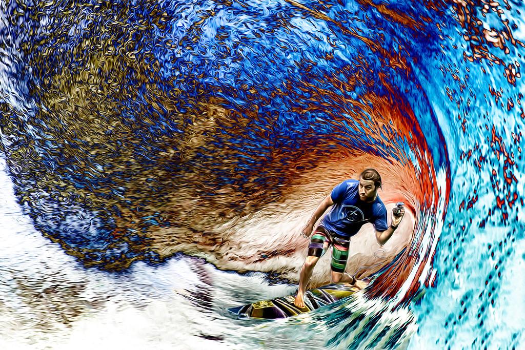 hyper-color Anthony Walsh