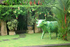 Green Cow in the Garden, Sunset Hill Villas-Spa, Ubud, Bali, Indonesia