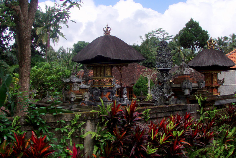 Personal /  Family Temples, Bali, Indonesia