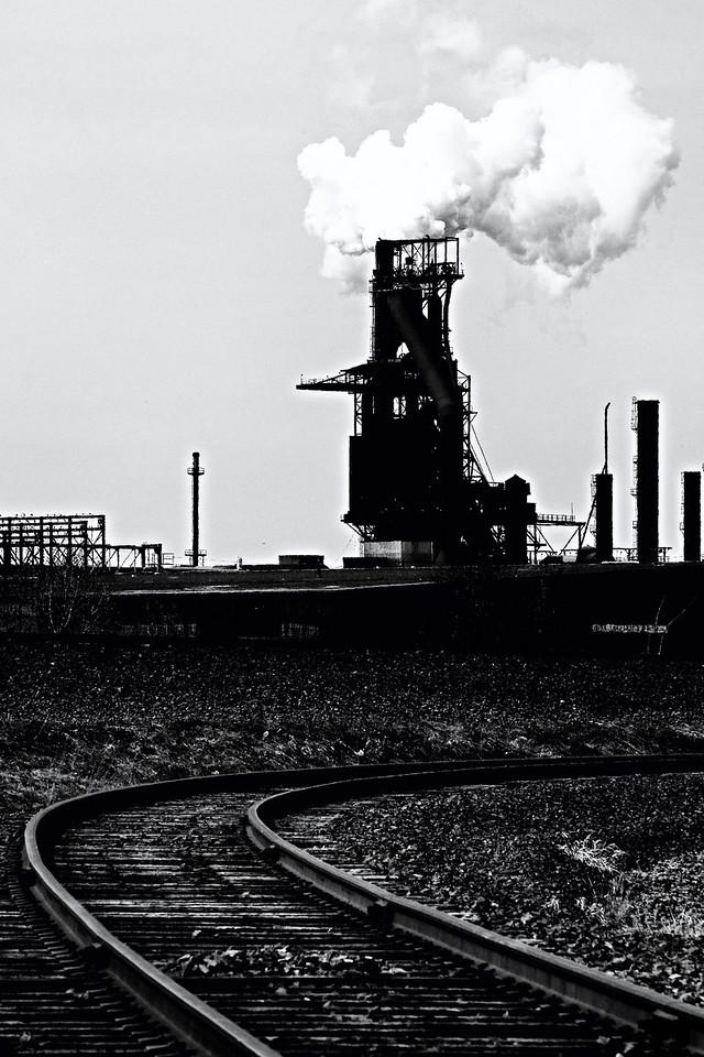 no.7 Blast Furnace Essar Steel.