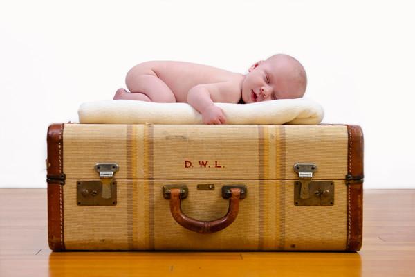Infant Session Info