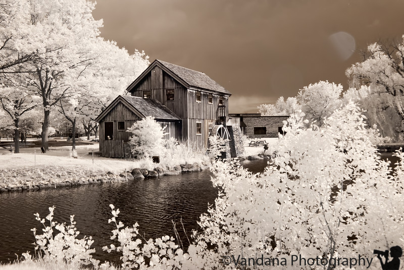 May 22, 2011 - Millhouse in IR<br /> <br /> went walking at the Midwest Museum Park where everything seemed calm. Then came the storm, some trees down, power gone for a few minutes.., but it all seems trivial compared to what the people of Joplin, MO are going through. Hope things get back to some normalcy for them.