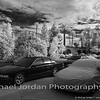 Infrared Neighborhood : Infrared Photography Street Scenes