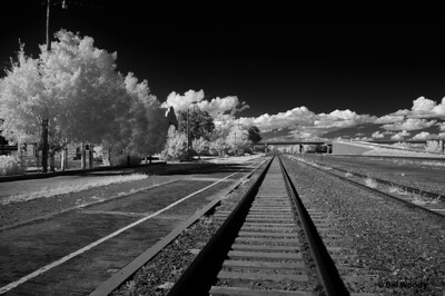 Rails in Las Vegas (NM) Sept 08