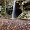 Starved Rock State Park, Oglesby, Illinois, 10-15-17