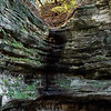 St Louis Canyon - Starved Rock State Park - Oglesby, Illinois