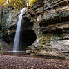 Starved Rock State Park, Oglesby, Illinois, 10-15-17