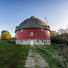 Ryan's Round Barn - Kewanee, Illinois