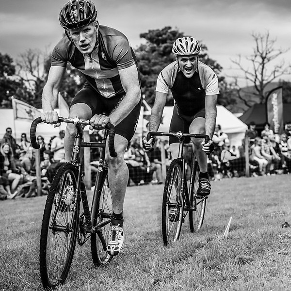Cycling @LussGathering #highlandgames #scotland #event #cycling #track