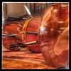 Interval @theusherhall #concert #sundaysymphonies #doublebass