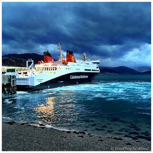 Ferry at Ullapool