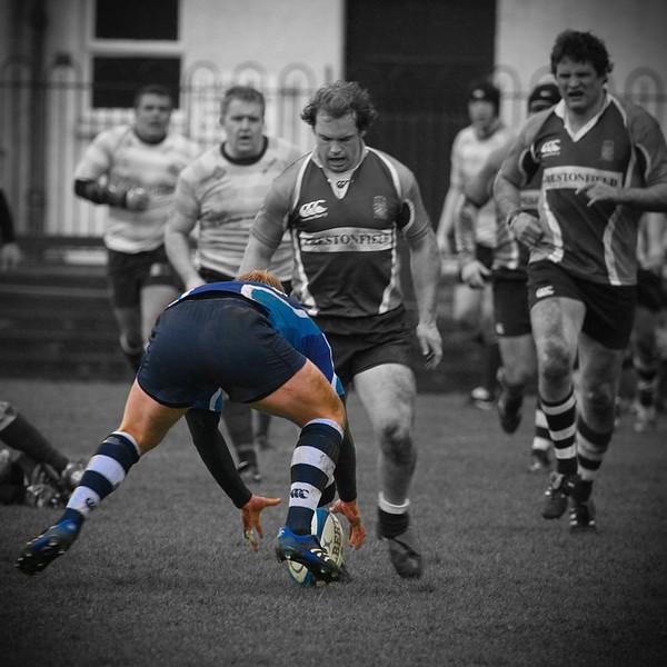 Grab !   Heriots v Edinburgh #rugby #match @HeriotsRugby