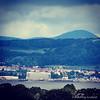 Kingdom of Fife shot from New Town of Edinburgh