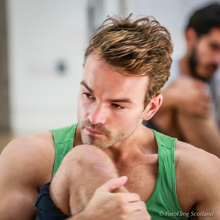 Vince Virr - Dancer