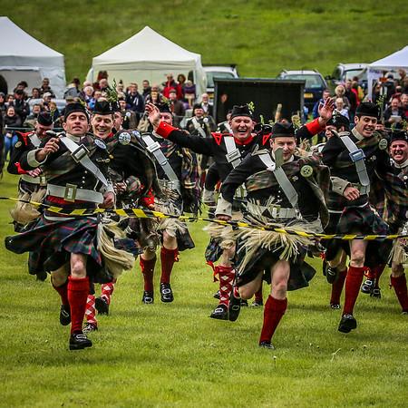 Kilt Race